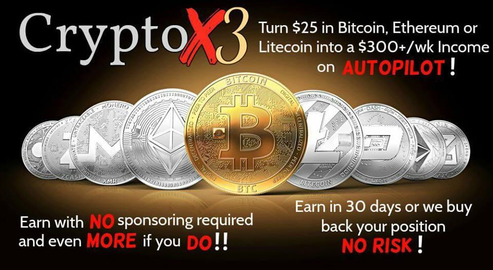 Crypto X3